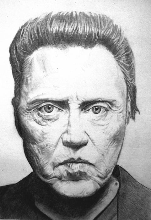 Christopher Walken par kasparov42